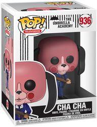 Cha Cha Vinylfiguur 936