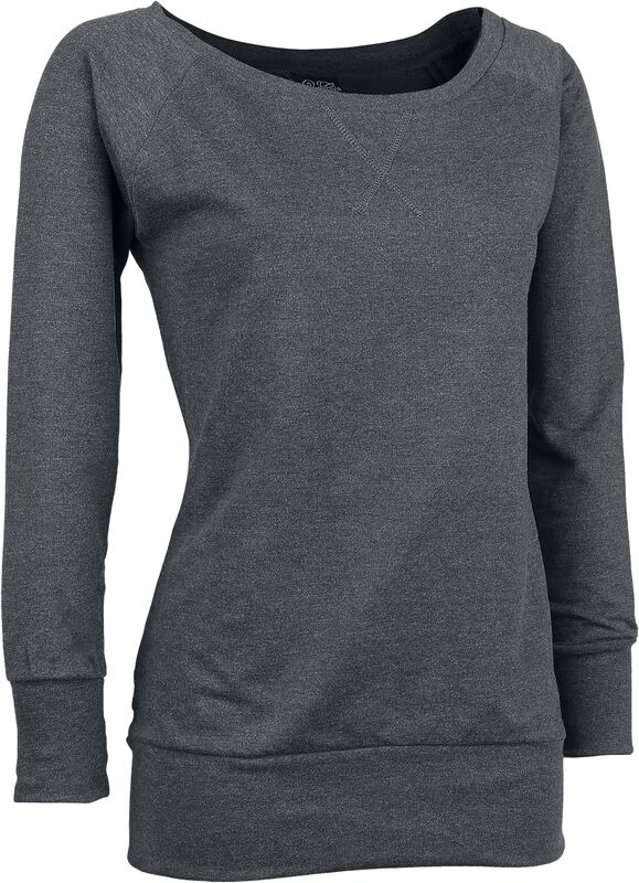 Sweat col rond large