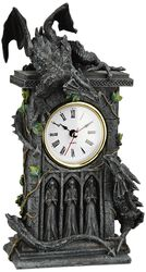 Duelling Dragons Clock