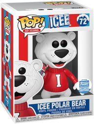 Ad Icons - Ours Polaire Icee (Funko Shop Europe) - Funko Pop! n°72