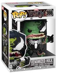 Figurine En Vinyle  Hulk  (Venomized) 366
