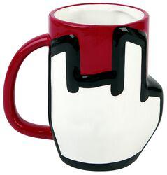 Rockhand - Mug 3D