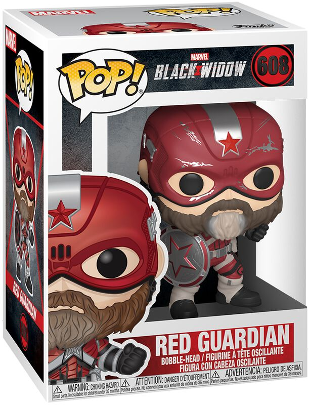 Red Guardian Vinylfiguur 608