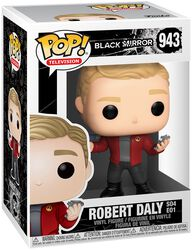 Black Mirror Robert Daly Vinylfiguur 943