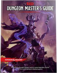 Guide Maître Du Donjon (Anglais)