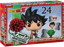 Dragon Ball Z - Calendrier De L'Avent Funko