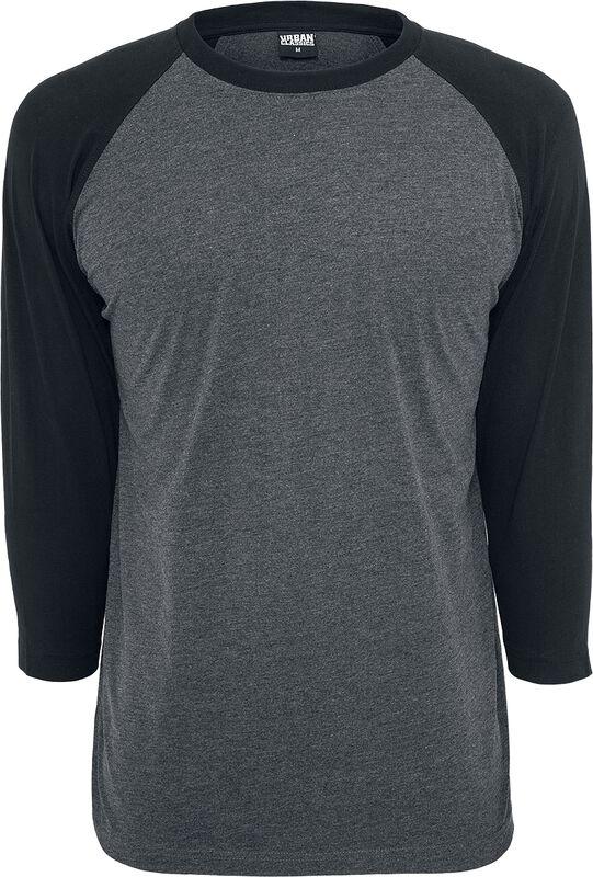 T-Shirt manches 3/4 Raglan