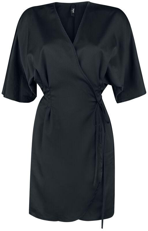 Robe Noire Porte-Feuille Black Premium