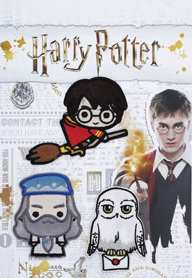Harry, Hedwig and Albus
