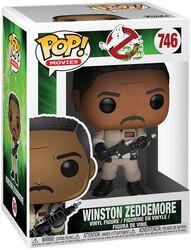 Winston Zeddemore Vinylfiguur 746
