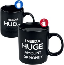 I Need A Hug - Heat-Change Mug I Need A Hug - Heat-Change Mug