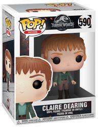 Jurassic World - Figurine En Vinyle Claire Dearing 590
