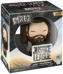 Aquaman - Figurine En Vinyle Armoured Dorbz 350 (Chase Possible)