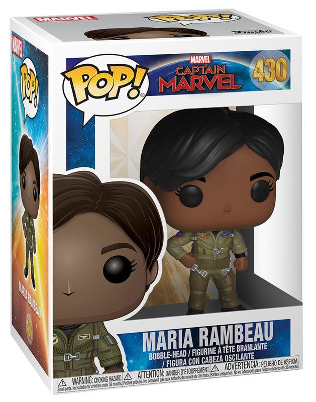 Maria Rambeau - Funko Pop! n° 430