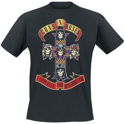 Appetite For Destruction - Pochette