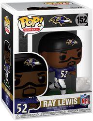 Baltimore Rvens - Ray Lewis Vinylfiguur 152