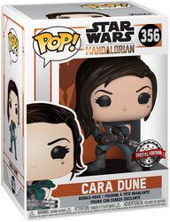 The Mandalorian - Cara Dune - Funko Pop! n°356