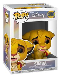 Simba - Funko Pop! n°496