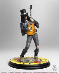 Slash Rock Iconz Statue