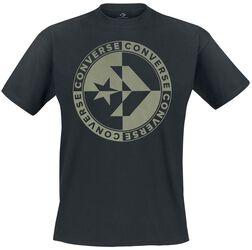 T-Shirt Carreaux Star Chevron