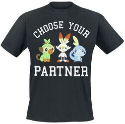 Épée & Bouclier - Choose Your Partner