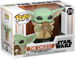 The Mandalorian - The Child With Frog Vinylfiguur 379