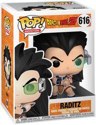 Dragon Ball Z - Raditz - Funko Pop! n°616