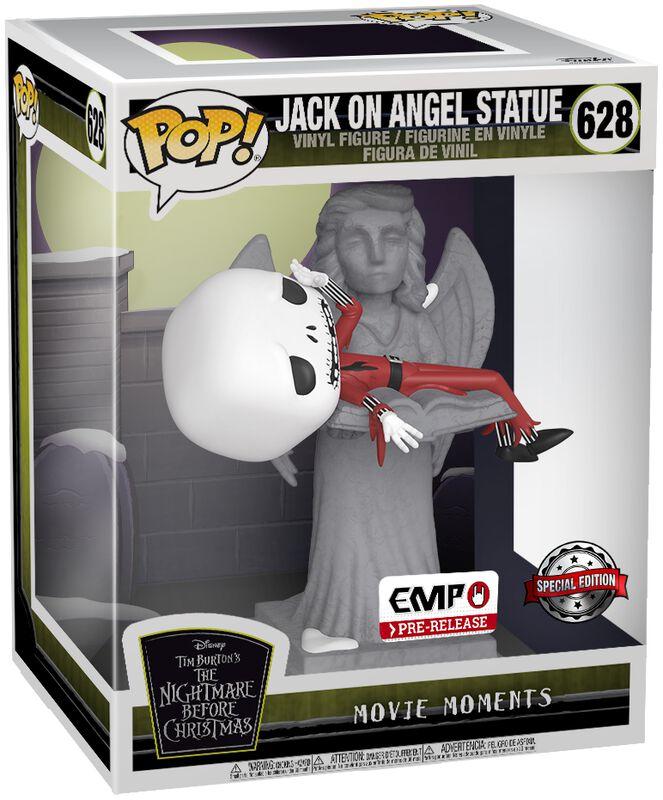 Jack Sur La Statue D'Ange (Movie Moment) - Funko Pop! n°628