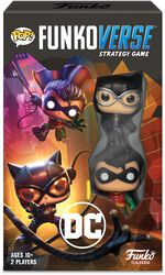 FunkoVerse DC Comics Mini - Version Anglaise