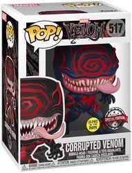 Corrupted Venom (GITD) Vinylfiguur 517