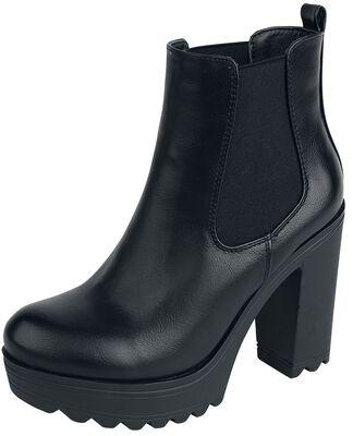 Chelsea Block Heel