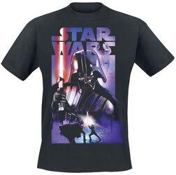 Episode 4 - Vader Retro Poster