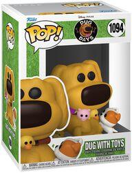 Dug with Toys Vinyl Figuur 1094