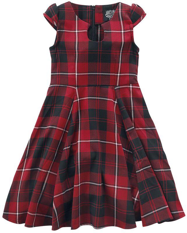 Robe Tartan pour Enfants