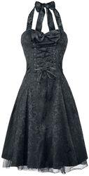 Robe Longue Brocard Gothic Banshee