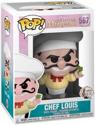 Chef Louis Vinylfiguur 567