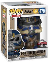 76 - Tricentennial Power Armor Vinylfiguur 479