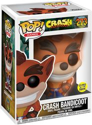 Crash Bandicoot (GITD) Vinylfiguur 273