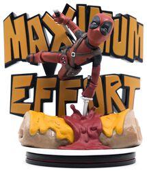 Figure Q Deadpool Maximum Effort (Max Diorama)