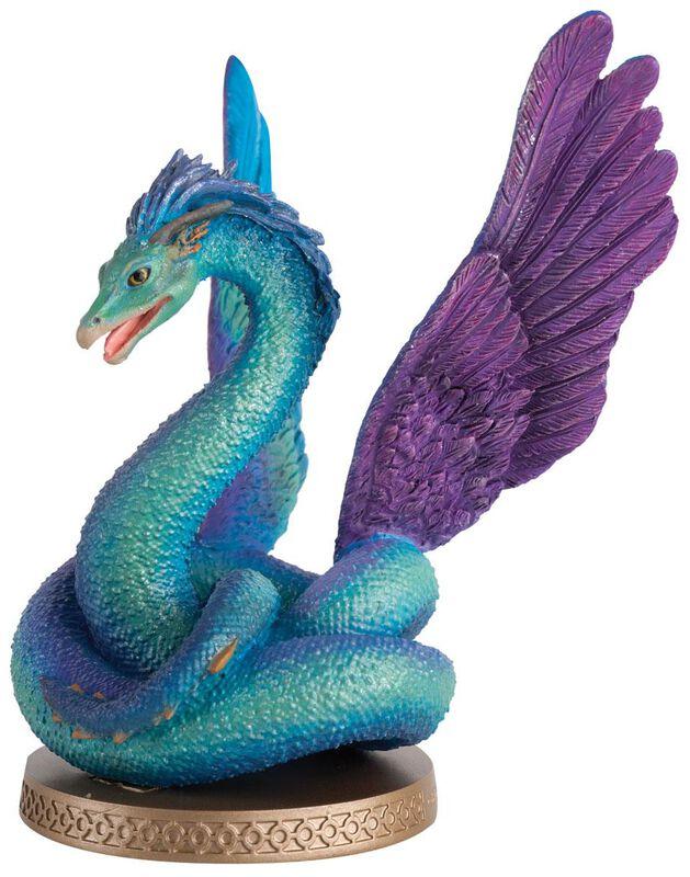 Figurine De Collection Wizarding World - Occamy