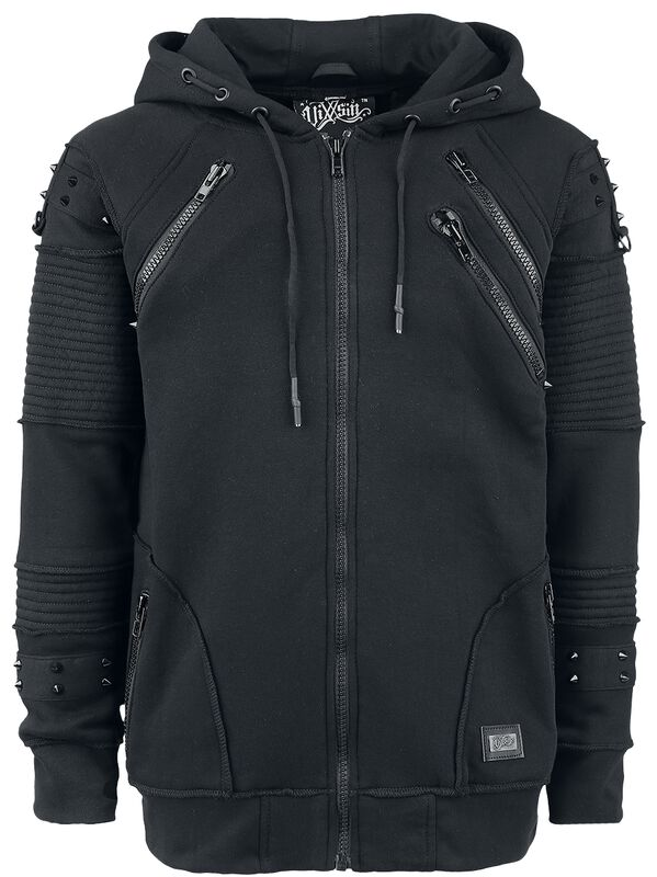 Black Chrome Hood
