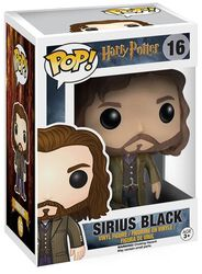 Figurine En Vinyle Sirius Black 16