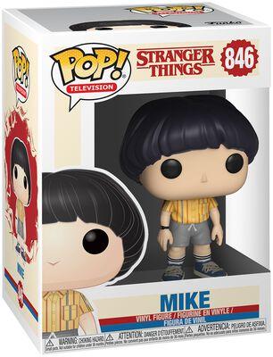 Saison 3 - Mike - Funko Pop! n°846