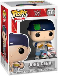 John Cena - Dr. of Thuganomics - Funko Pop! n°76