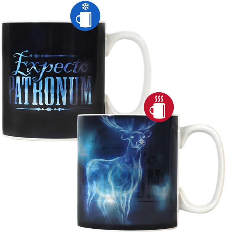 Expecto Patronum - Heat Change Mug