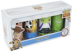 Buzz, Woody, Rex and Hamm
