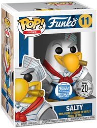 Spastik Plastik - Salty (Funko Shop Europe) - Funko Pop! n°11