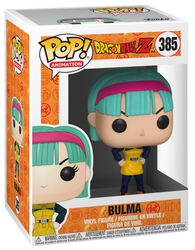 Z - Bulma in Yellow Outfit Vinylfiguur 385