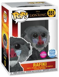 Rafiki (Flocked) (Funko Shop Europe) Vinylfiguur 551
