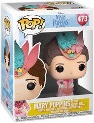 Mary Poppins Au Music Hall - Funko Pop! n°473